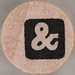 studio g Stamp Set Reverse Ampersand