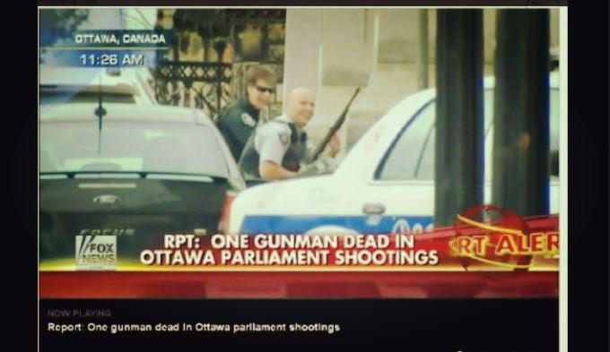 Ottawa False Flag -21WIRE SLIDER