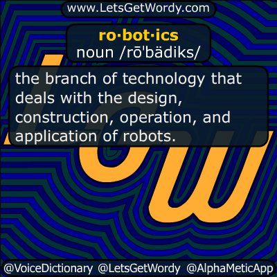 robotics 01/03/2015 GFX Definition