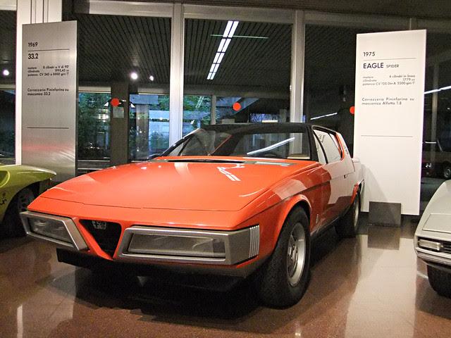 Alfa Romeo EAGLE SPIDER (1975)
