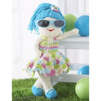 Lily Fun in the Sun Doll