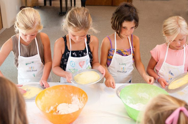 Top 5 Things You Should Know To Host a Kids Cooking Party