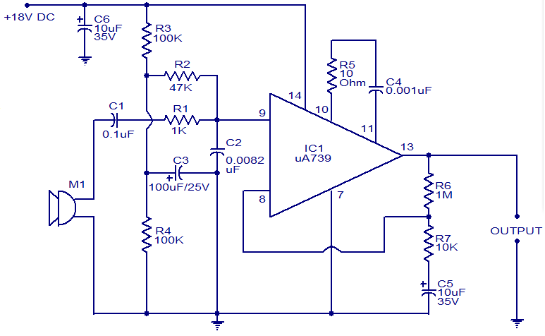tda2050 simple amp circuit circuit diagram images. Black Bedroom Furniture Sets. Home Design Ideas