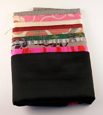 Lovely kimono silk