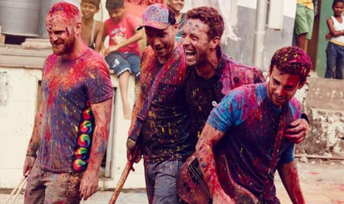 Image result for coldplay hymn for the weekend