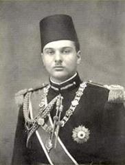 Re Faruk di Egitto