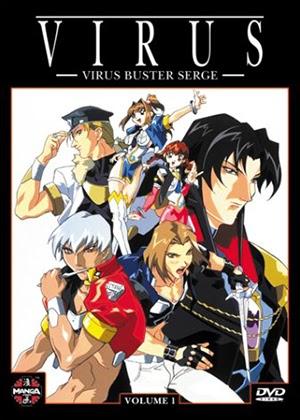 Virus: Virus Buster Serge [12/12] [DVD] [Audio Castellano] [MEGA]