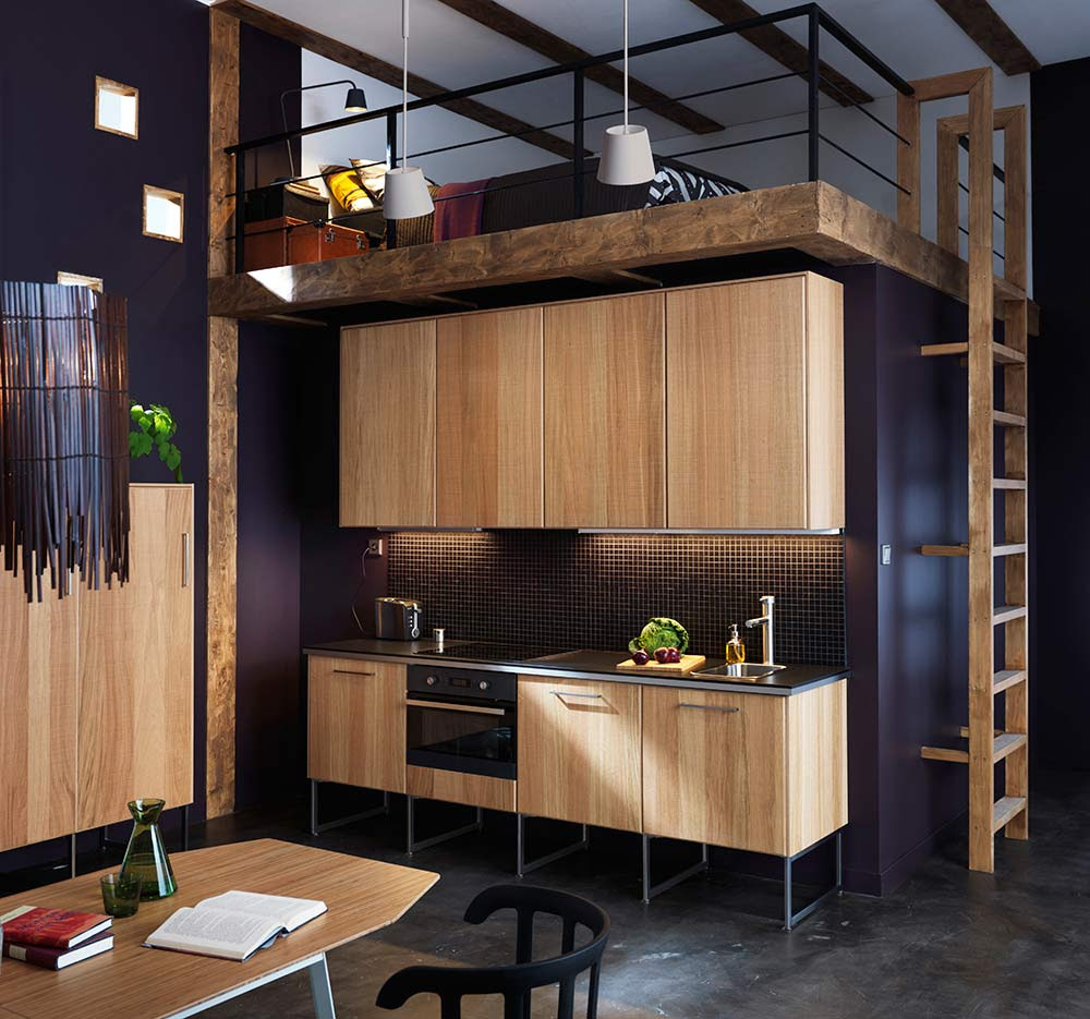 Meble Kuchenne Drewniane Ikea