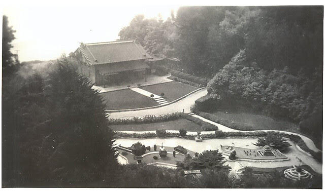 Help solve the mystery and identify these unknown Asian gardens in 1930s California