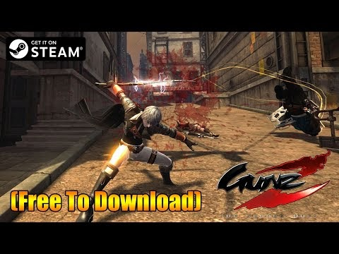 GunZ 2: The Second Duel STEAM Installation Process(Free To Download) Mul...