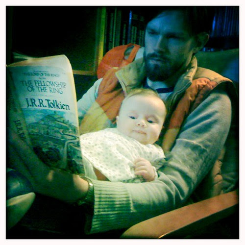 Uncle Reads LOTR