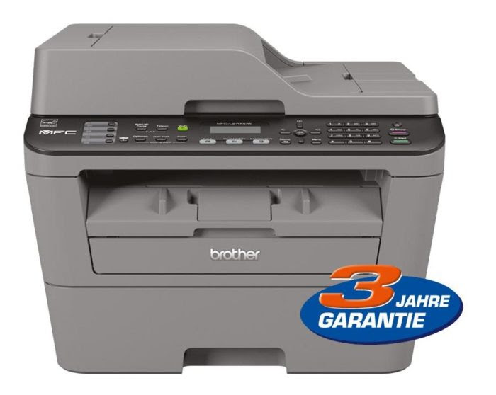 Brother MFC-L2700DW Drucker Treiber Und Software Download