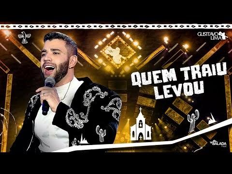 """Gusttavo Lima lança """"Quem Traiu, Levou"""" primeira música do novo DVD"""