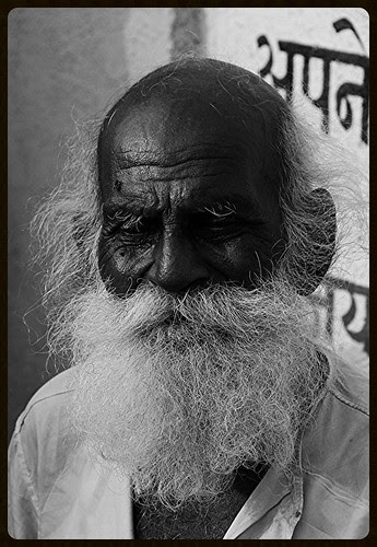 The Old  Monk by firoze shakir photographerno1
