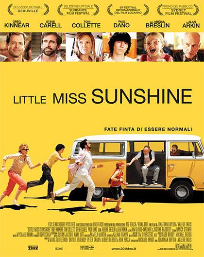 Risultati immagini per little miss sunshine