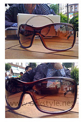 Moscow, Sun glasses