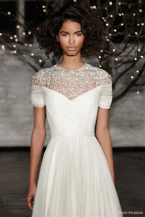 Jenny Packham Bridal Spring 2014 Wedding Dresses   Wedding