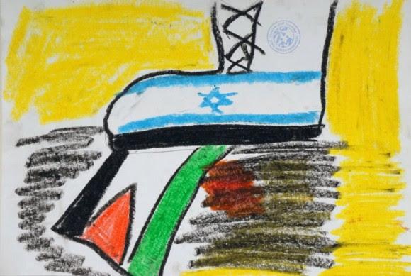 Gaza vista por sus niños