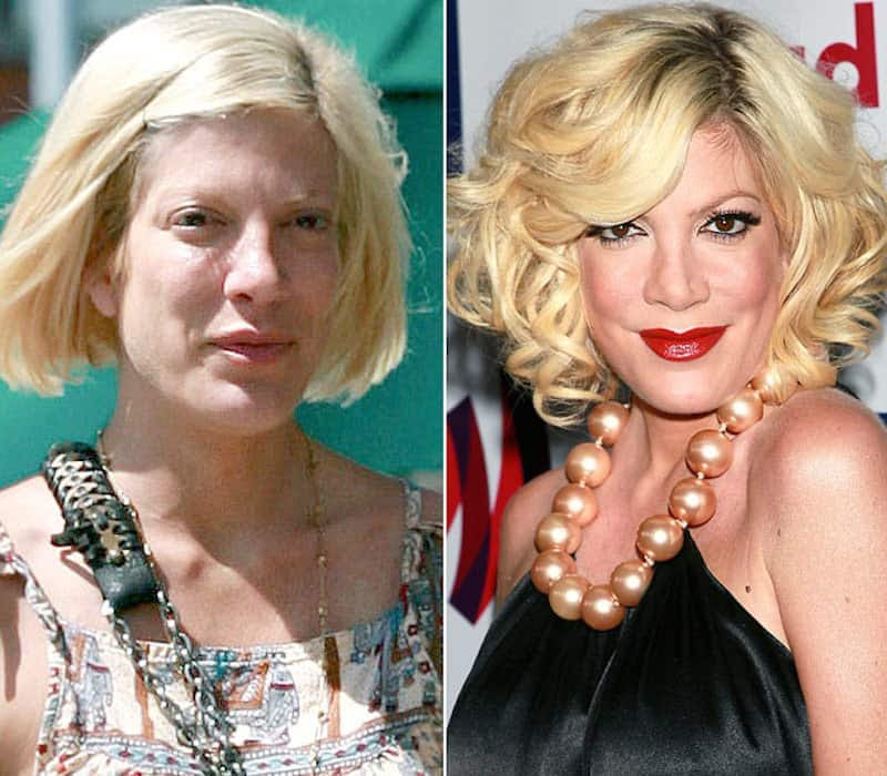 20 Celebrities Who Look Completely Different Without ...