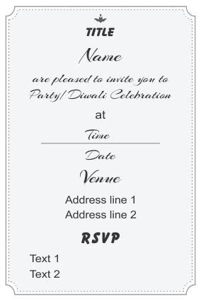 Buy Personalized Wedding Invitation Cards Online in India