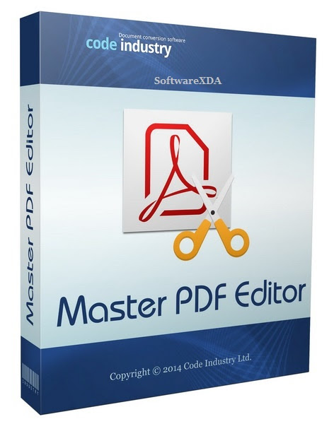 Master PDF Editor 5.4.22 Multilingual [Latest] - SoftwareXDA