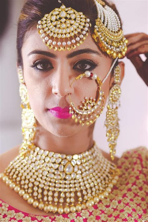 623 best images about Indian Wedding Jewelry on Pinterest
