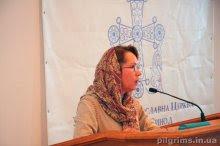 """«""""Проект Закона о паломничестве"""" рассматривает исключительно коммерческую сторону религиозного туризма», ― Неонилла Ворсина"""