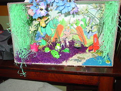 Ashley's diorama