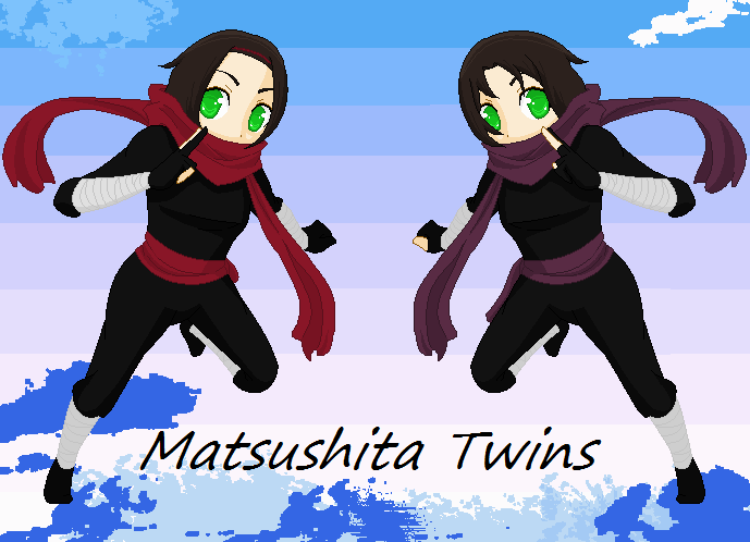 Beyblade (Metal Fusion) OCs: Matsushita Twins by ...