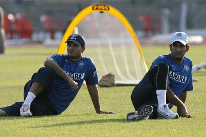 Till I am Around, Everybody Will be Respected: Sourav Ganguly on MS Dhoni's Future