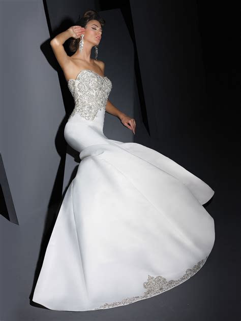 Wedding Gowns   Victor Harper Collection   fashionsy.com