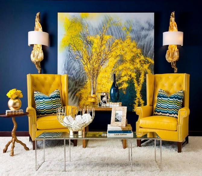 2015 Fashion Color Trends Meet Interior Color Trends Vintage