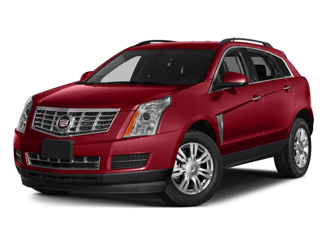 New 2015 Cadillac SRX Prices - NADAguides