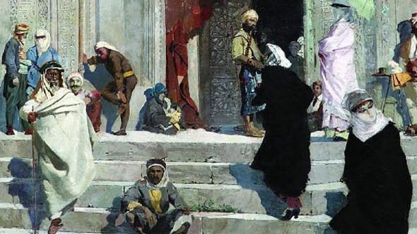 Osman Hamdi Beyin Yeşil Cami Önü resmi rekor kırdı