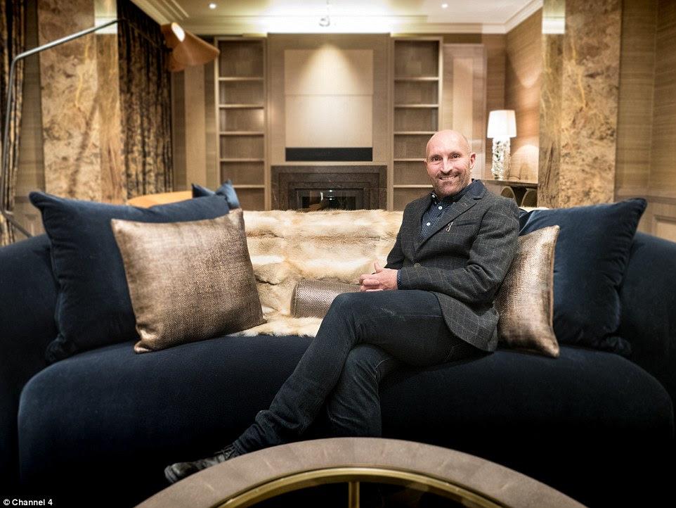 Designers reveal the decadent interiors of millionaires