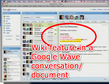 YouTube - Google Wave Developer Preview at Google I/O 2009