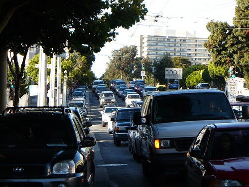 Van Ness Traffic