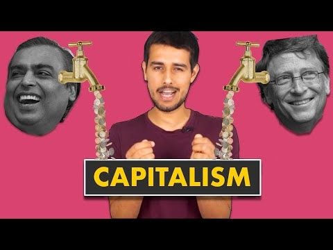 What is Capitalism? | How does Money make Money? | By Dhruv Rathee