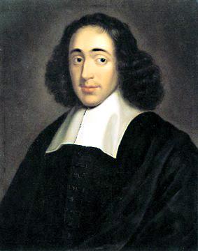 Portrait of Spinoza (Public domain)