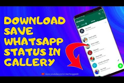Best Way To Save WhatsApp Status Video and Photo in GalleryInstantly