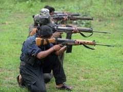 23 Naxals Surrender Before Chhattisgarh Officials In Bastar District