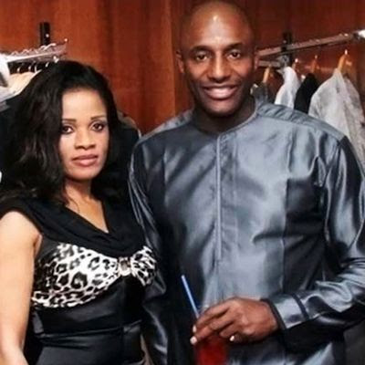 John Fashanu And Wife Abigail In Divorce Mess