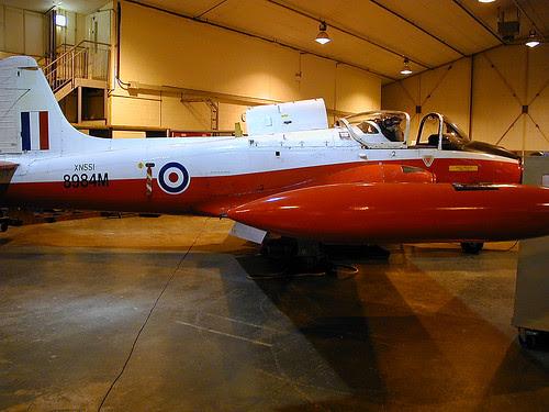 T.3A XN551 CTTS St Athan 160902