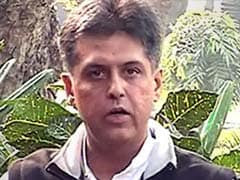 'Is India Doing Business With IS in Libya?' Congress's Manish Tewari Taunts Sushma Swaraj