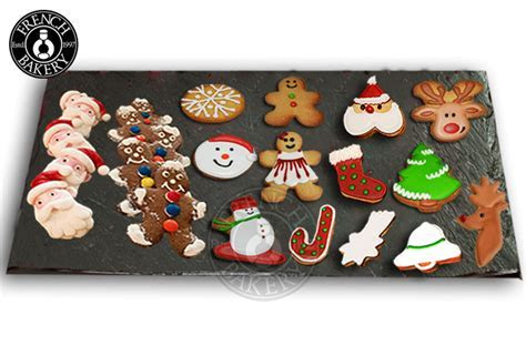 Christmas Special Cookies   French Bakery Dubai, Menu