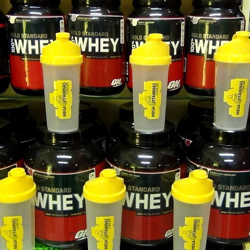 Como tomar Whey Protein by Mega Vitaminas