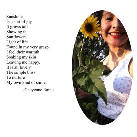 Sunflower poem poetry   poems   Pinterest   Poem, Poetry