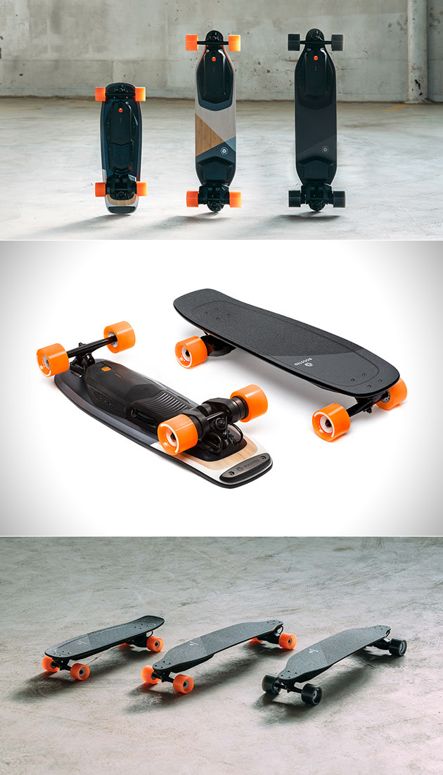 Forget Hoverboards, the Boosted Mini Board is the Tesla Model 3 of Electric Skateboards  TechEBlog