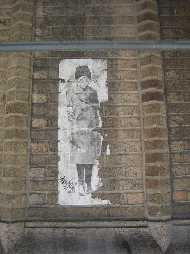 Street Art, Chelsea, 11 September 2010 _8105