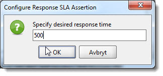Select assertion